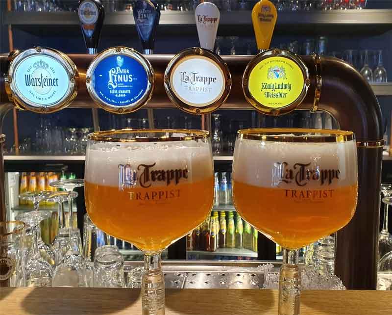 bier en speciaalbier zoals warsteiner la trappe trapist pater linus