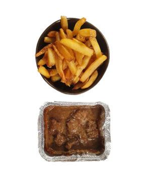 vlaams vispotje met friet thuisbezorgd of afhalen in vlissingen bij gastrocafe santiago